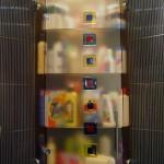 Мебель и раковины из стекла для ванной комнаты 21