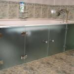 Мебель и раковины из стекла для ванной комнаты 27