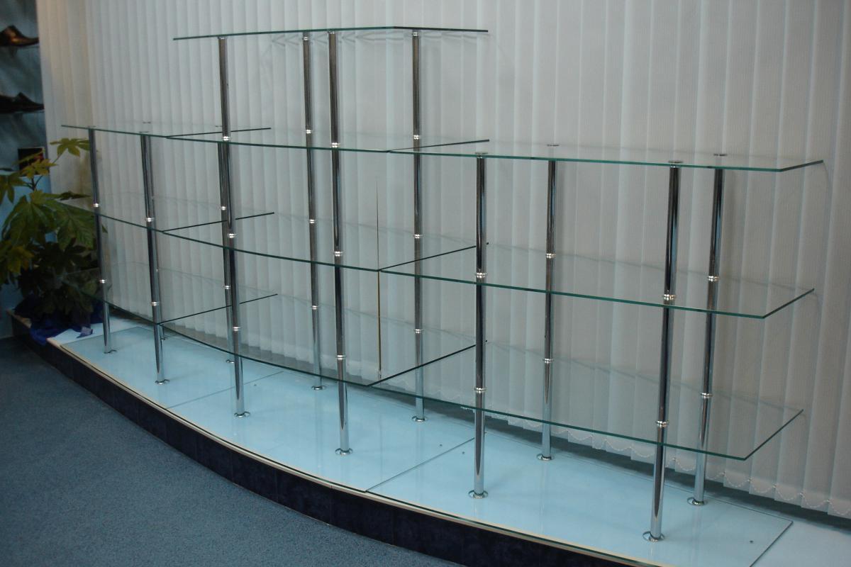Как сделать витрину из стекла своими руками 84