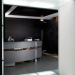 Стеклянные полы из триплекса и потолки 13