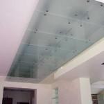 Стеклянные полы из триплекса и потолки 19